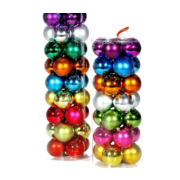 Plastic Kerstballen Kopen